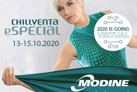 Come and visit us at Chillventa eSpecial!